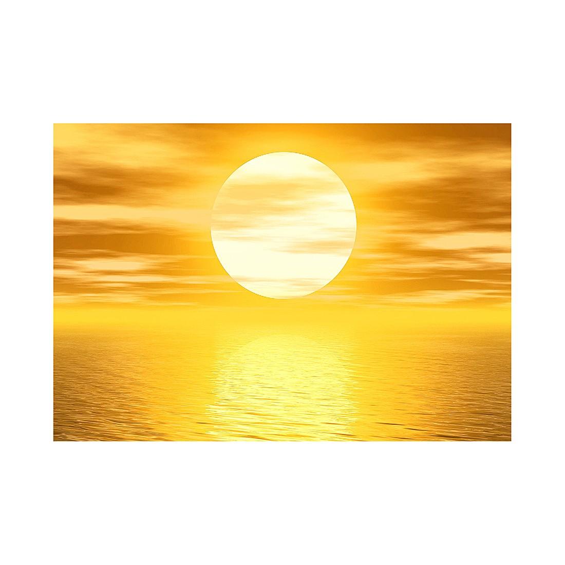 fototapete golden sun mantiburi g nstig bestellen. Black Bedroom Furniture Sets. Home Design Ideas