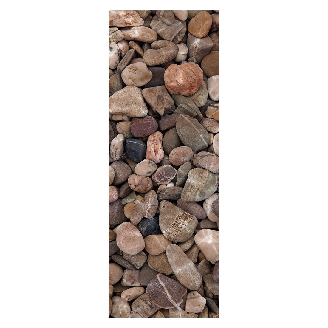 Decopanel Pebbles – braun, grau – glatt, Architects Paper online bestellen