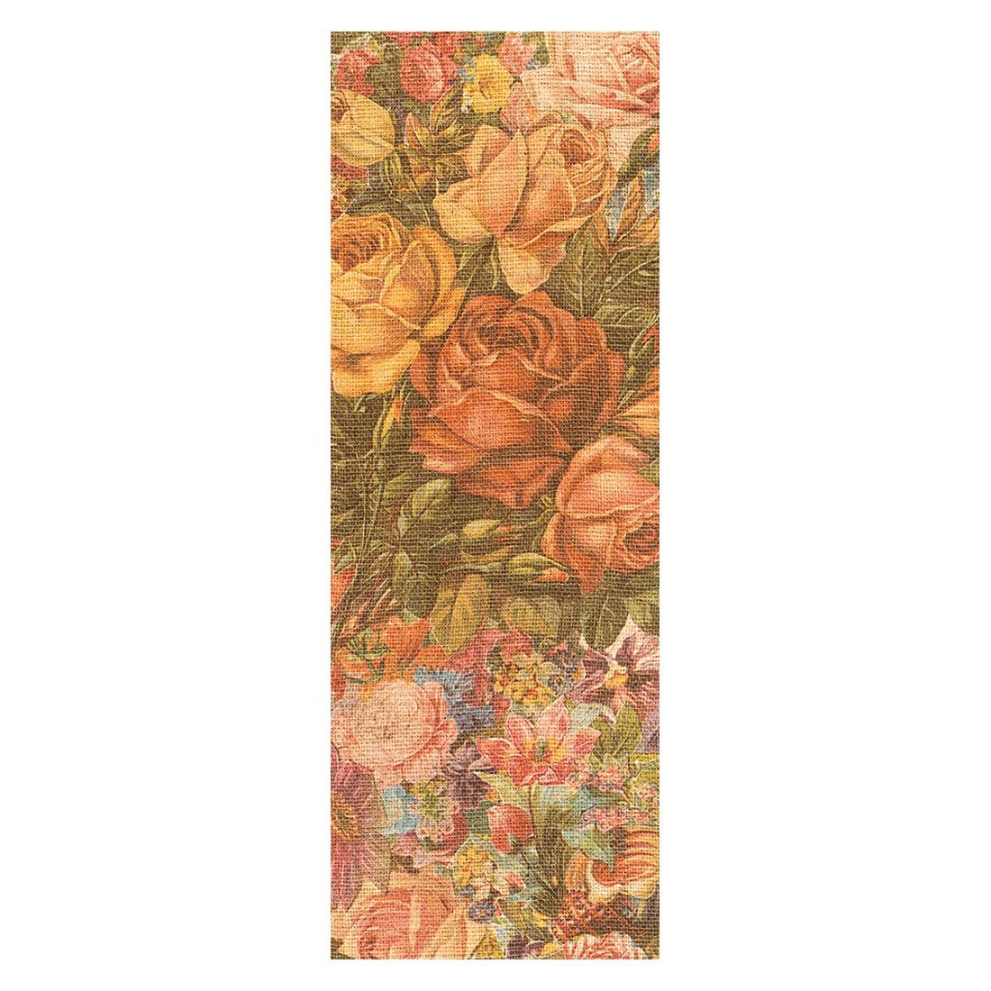 Decopanel Romantic flowers – blau, bunt, rot – glatt, Architects Paper bestellen