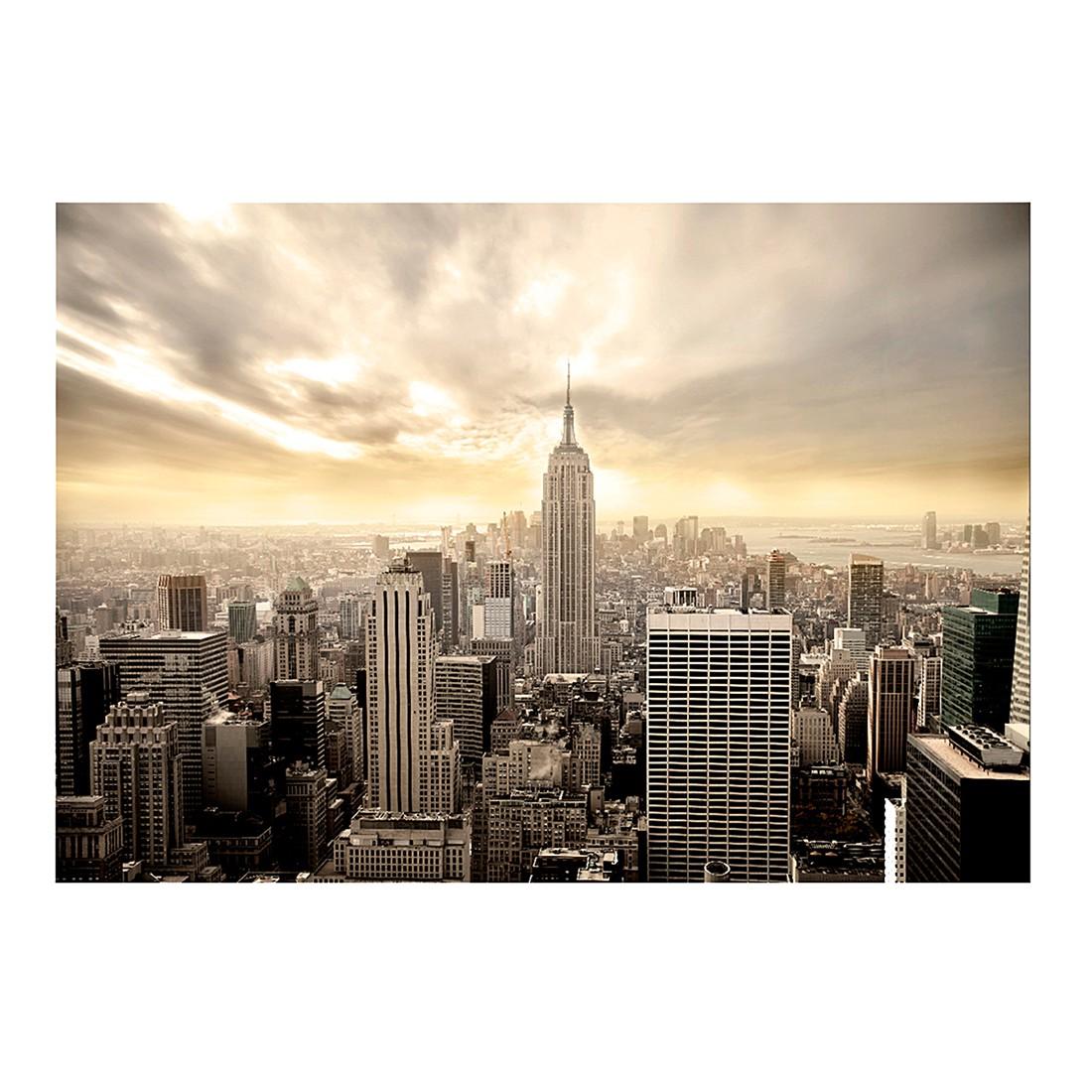 Fototapete Shining Manhattan, Mantiburi günstig online kaufen