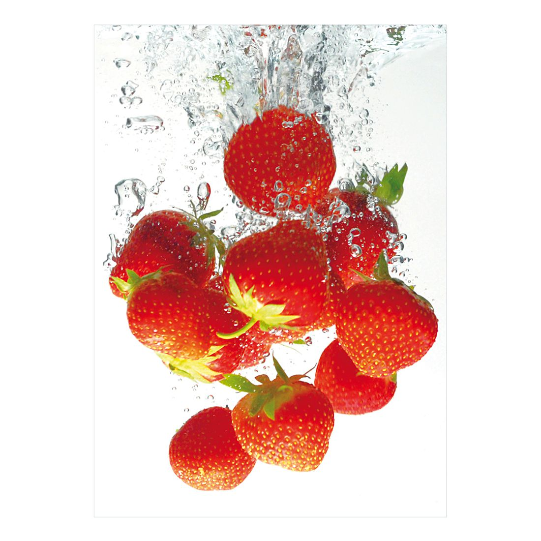 Fototapete Strawberry Bath, Mantiburi kaufen