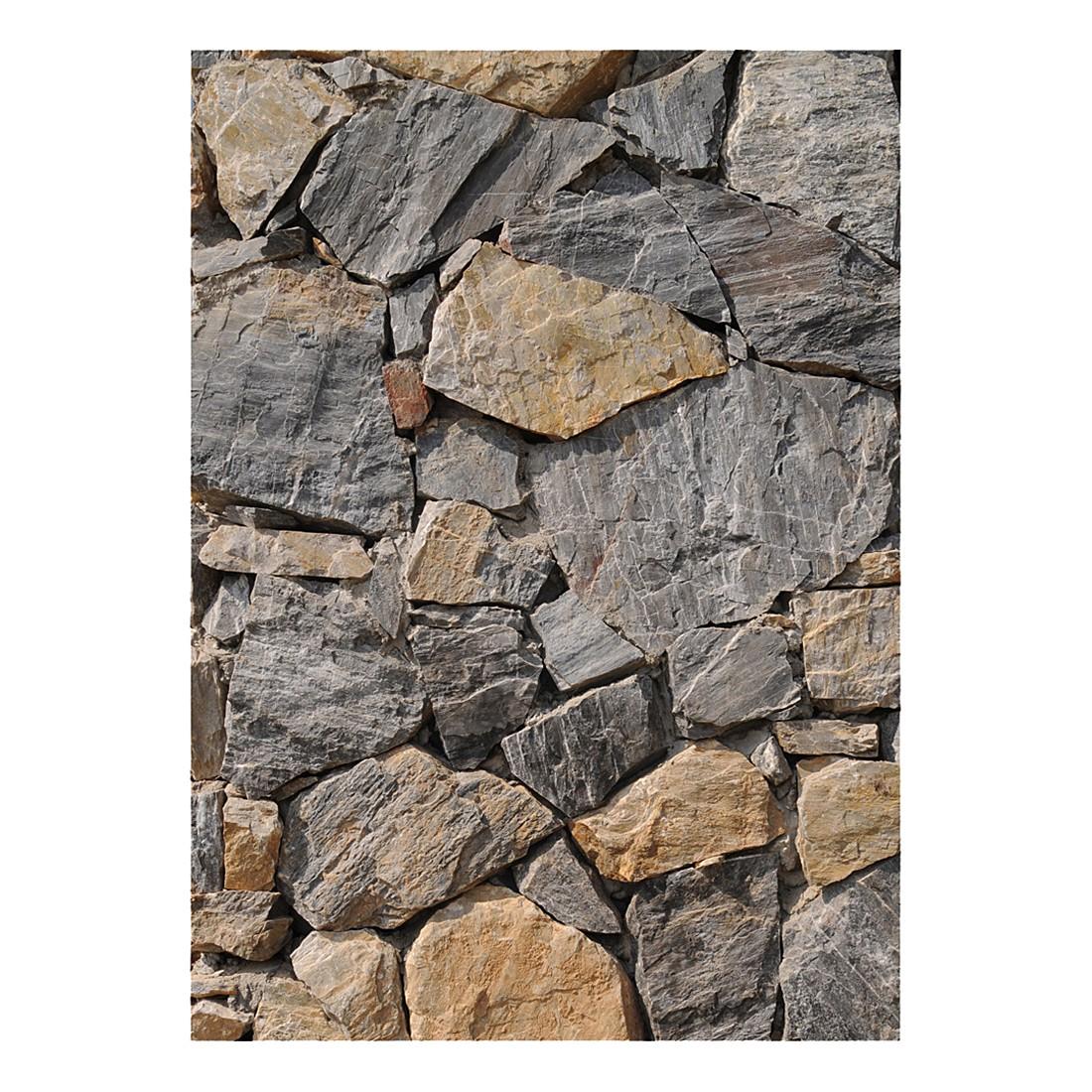Fototapete Wall Of Granite, Mantiburi bestellen