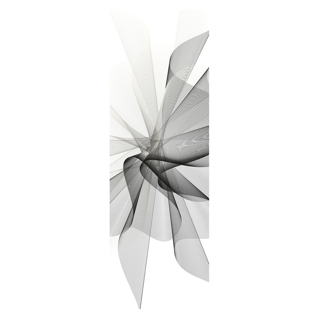 Decopanel White and black – weiß, schwarz, grau – glatt, Architects Paper günstig online kaufen
