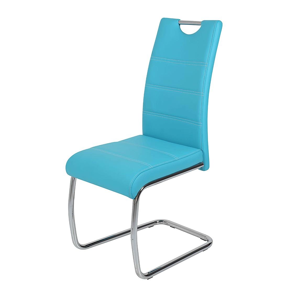 freischwinger la paz 2er set kunstleder petrol home design g nstig online kaufen. Black Bedroom Furniture Sets. Home Design Ideas