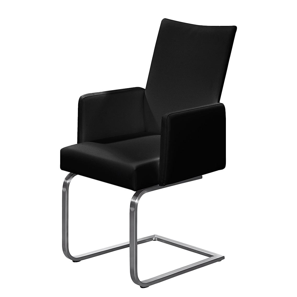 freischwinger leder mit armlehne preisvergleiche. Black Bedroom Furniture Sets. Home Design Ideas