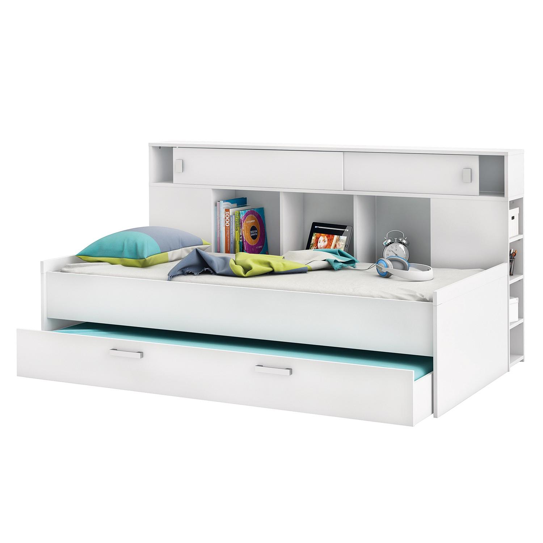 bett weiss 120 x 200 cm preisvergleiche erfahrungsberichte und kauf bei nextag. Black Bedroom Furniture Sets. Home Design Ideas