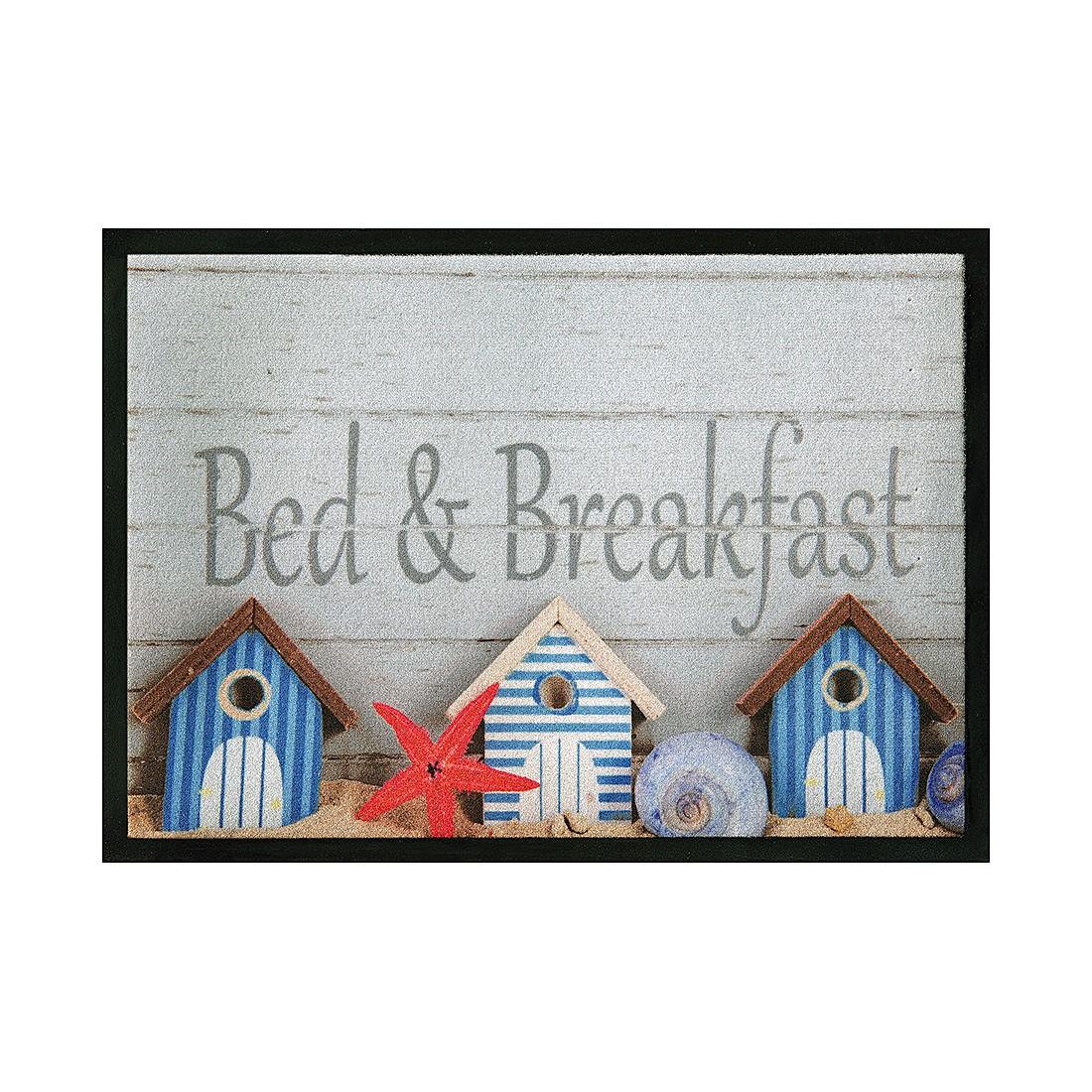 Fußmatte Bed & Breakfast – Mehrfarbig, Pro Art jetzt bestellen
