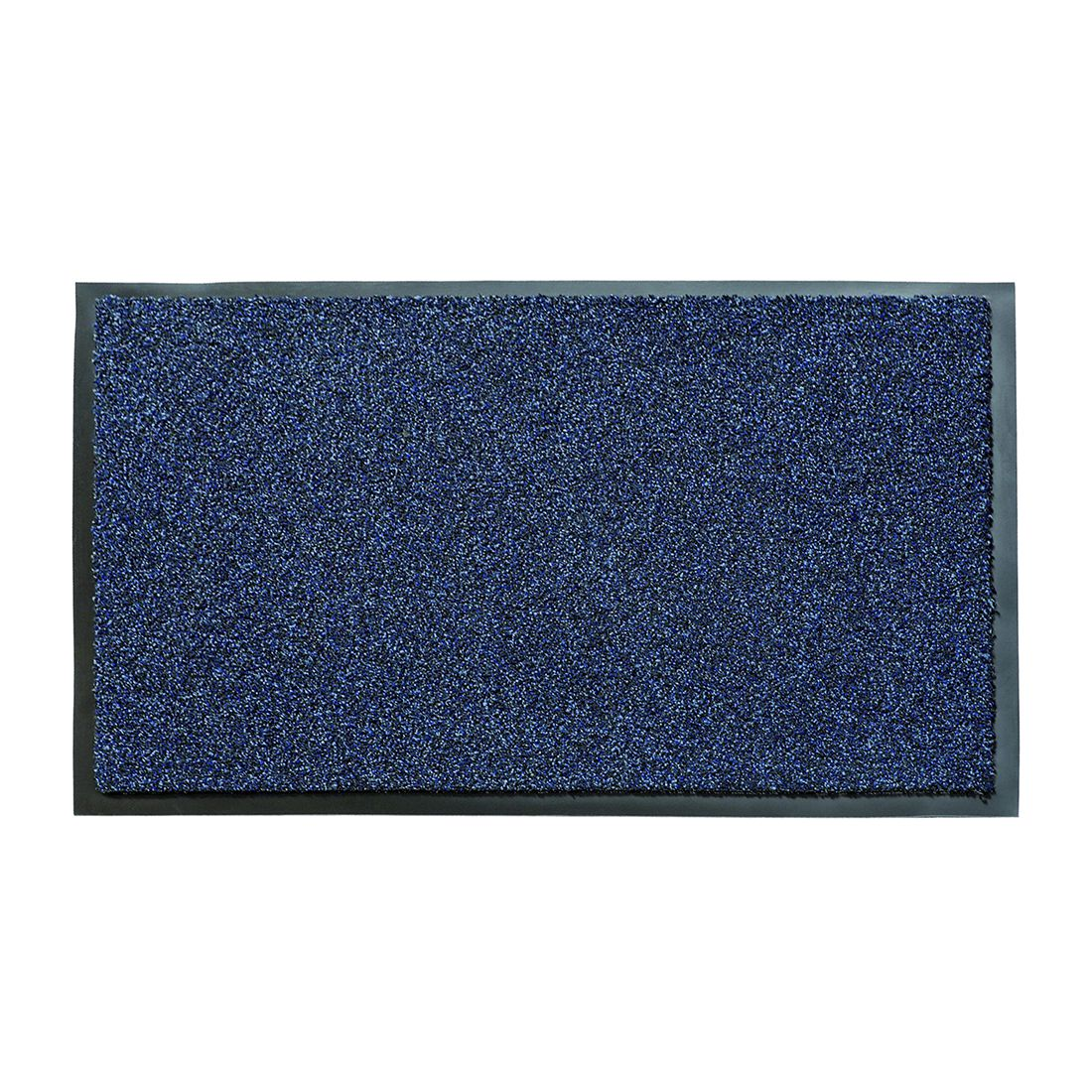 Fußmatte Calcite - Blau - 60 x 90 cm, Astra
