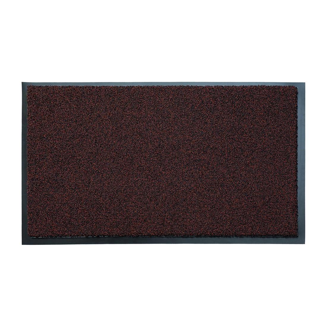 Fußmatte Calcite - Terra - 90 x 150 cm, Astra