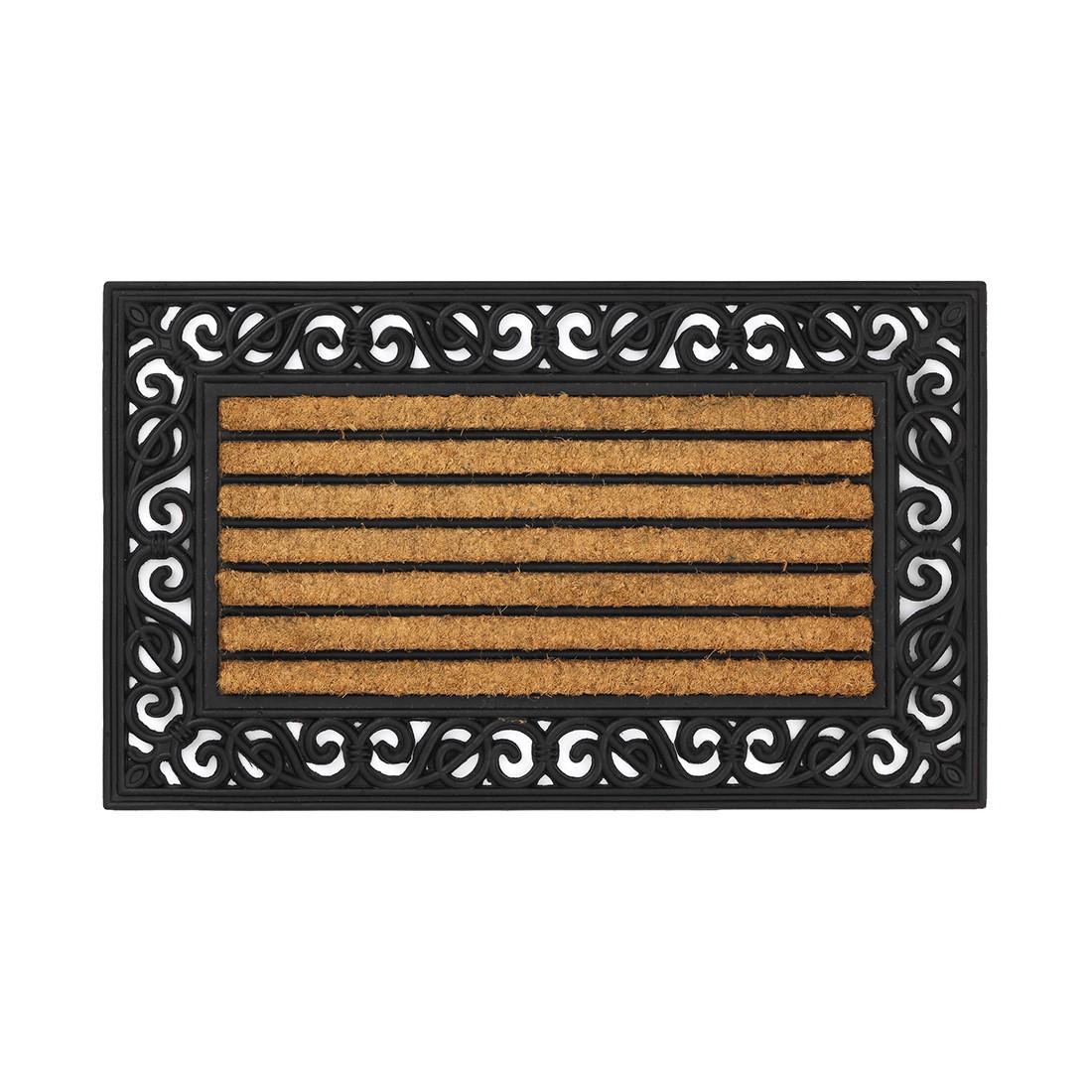 Fußmatte Coco Deluxe – Streifen, Astra online kaufen