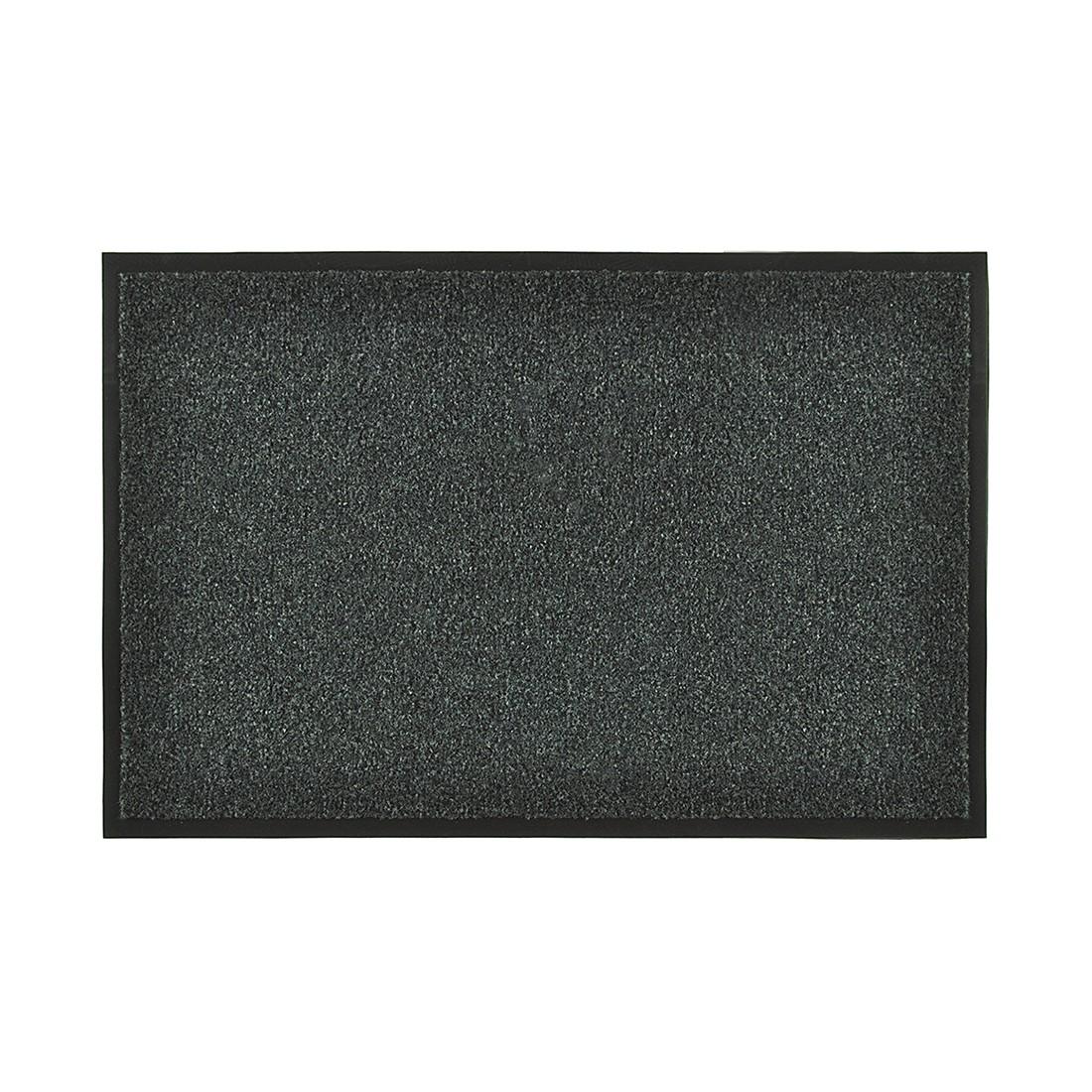 Fußmatte Green & Clean - Grau - 40 x 60 cm, Hanse Home Collection