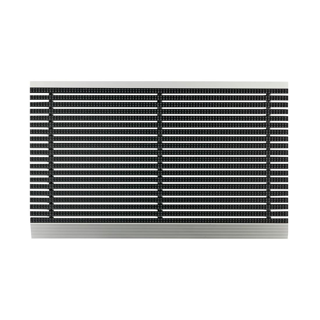Fußmatte Power Brush – Dunkelgrau – 38 x 58 cm, Astra günstig online kaufen
