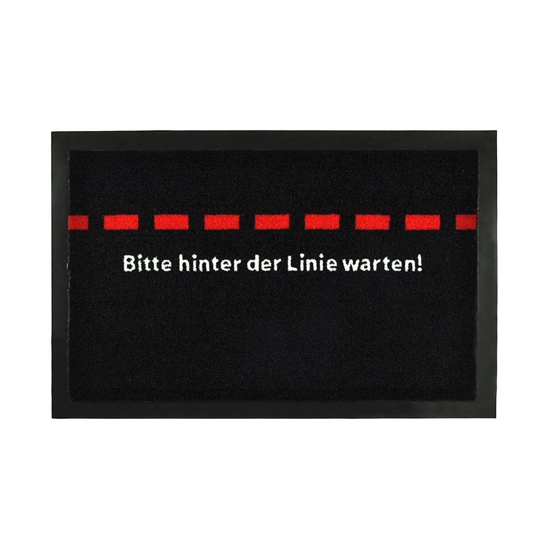 Fußmatte Printy Grenze, Hanse Home Collection günstig bestellen