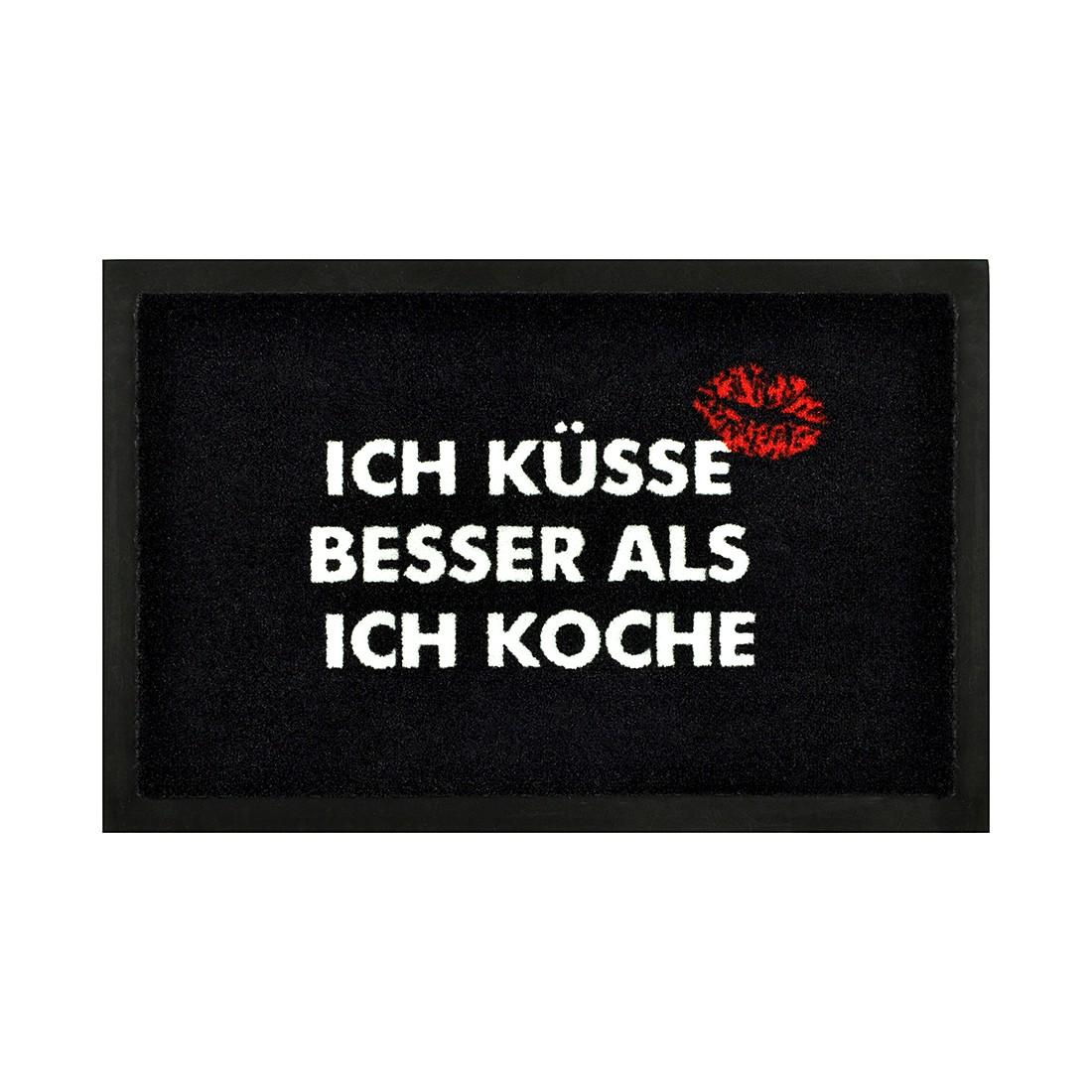 Fußmatte Printy Kuss, Hanse Home Collection jetzt kaufen