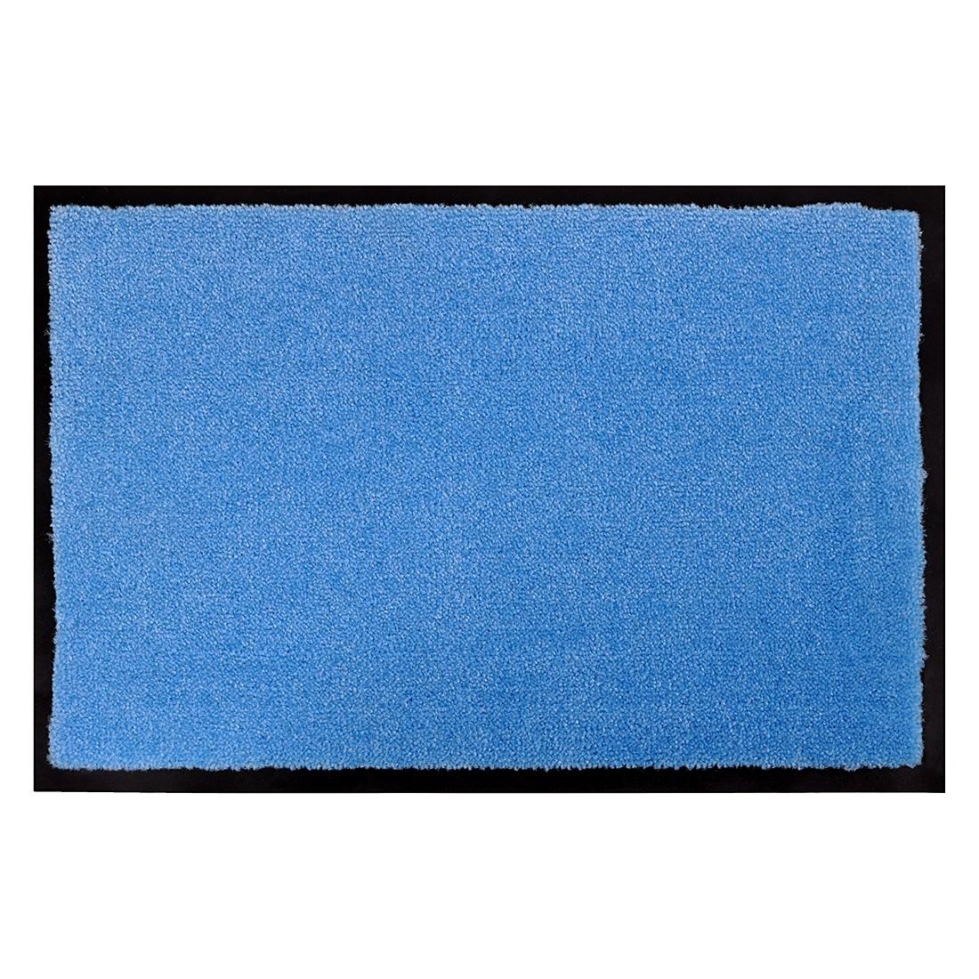 Fuß- & Sauberlaufmatte Rainbow – Blau – 60 x 80 cm, Hanse Home Collection günstig