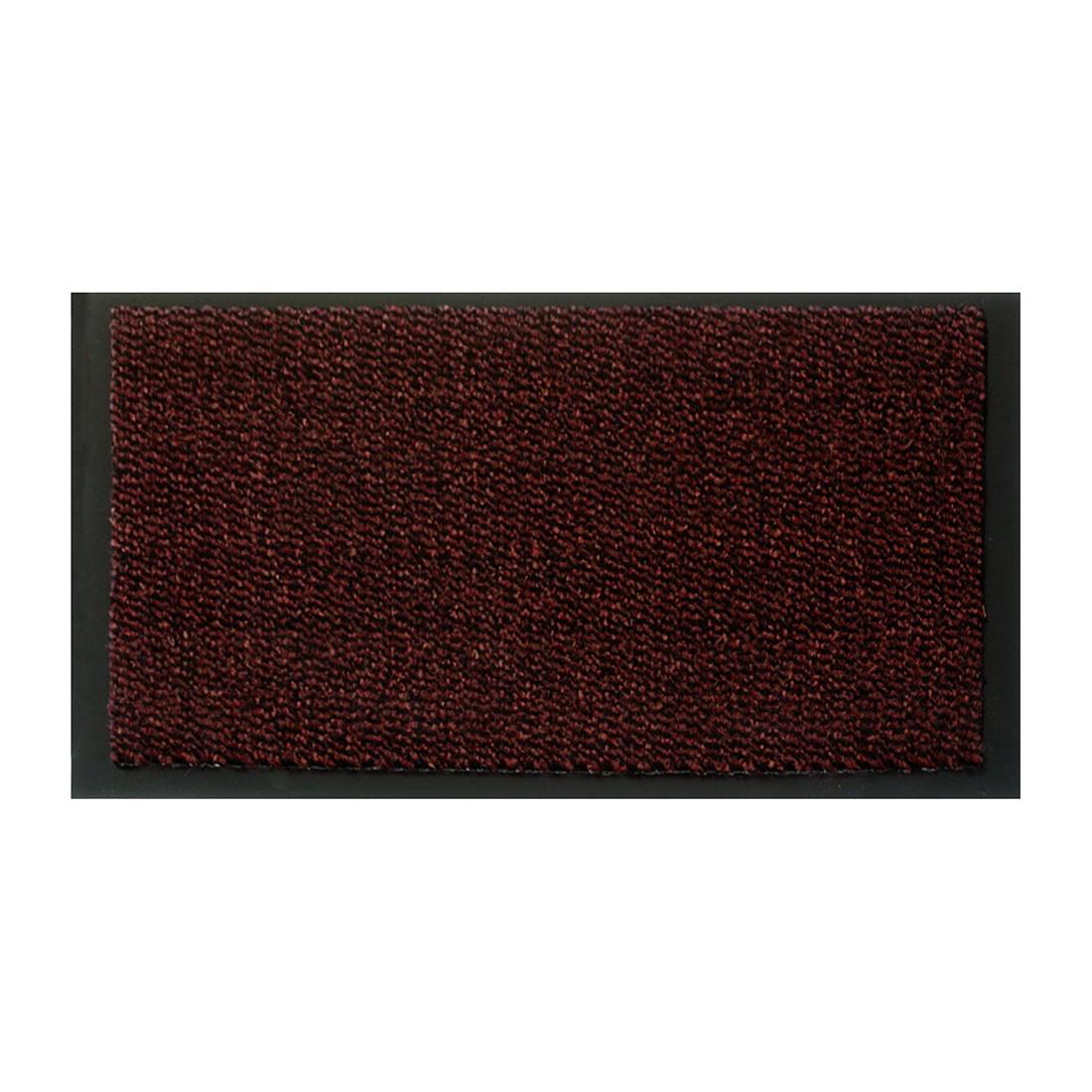 Fußmatte Saphir – Rot meliert – 90 x 150 cm, Astra online kaufen