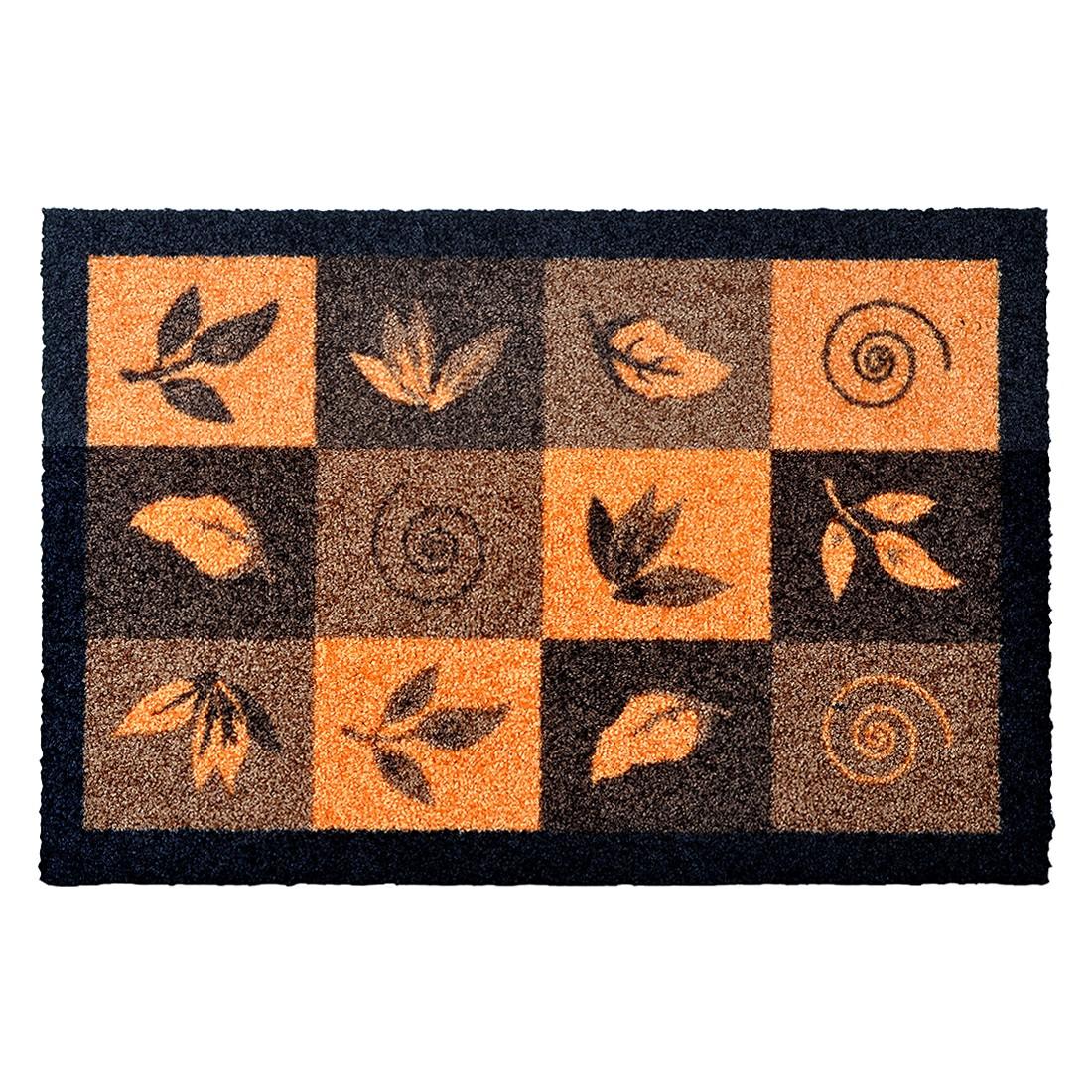 Fußmatte Twisty Flower III – Mehrfarbig – 40 x 60 cm, Hanse Home Collection online bestellen