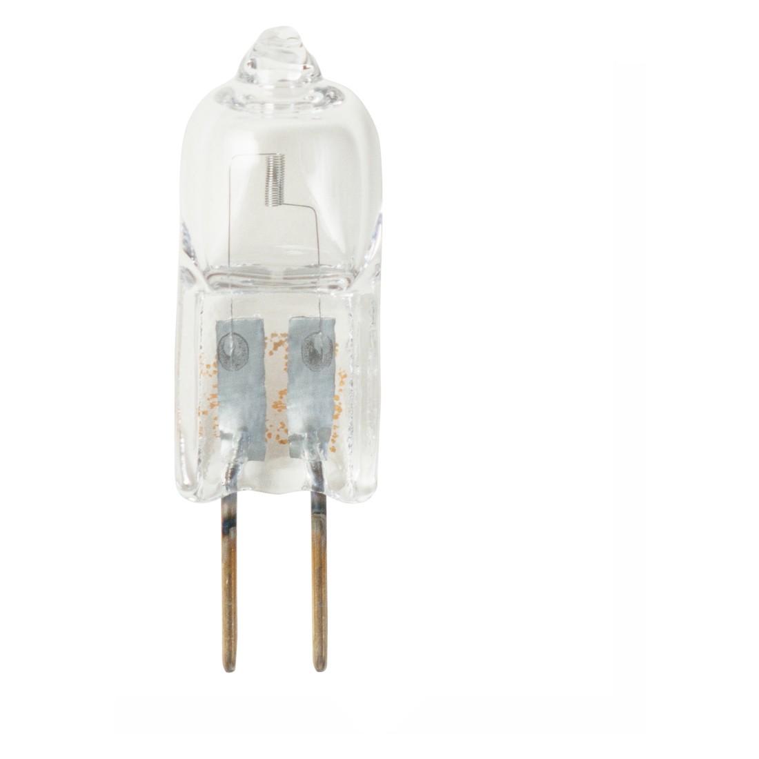 Halogen-Leuchtmittel G4 10 W Stiftsockel klar ● Klarglas Klar- Mega Licht
