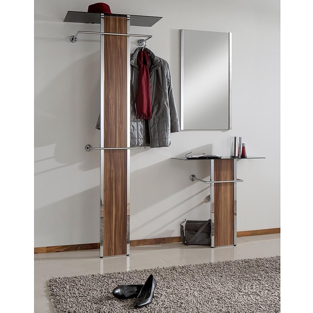Garderobenset Elegant (3-teilig) - Zwetschge
