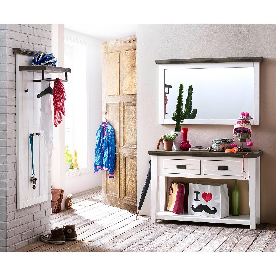 garderobe landhaus preisvergleiche erfahrungsberichte. Black Bedroom Furniture Sets. Home Design Ideas