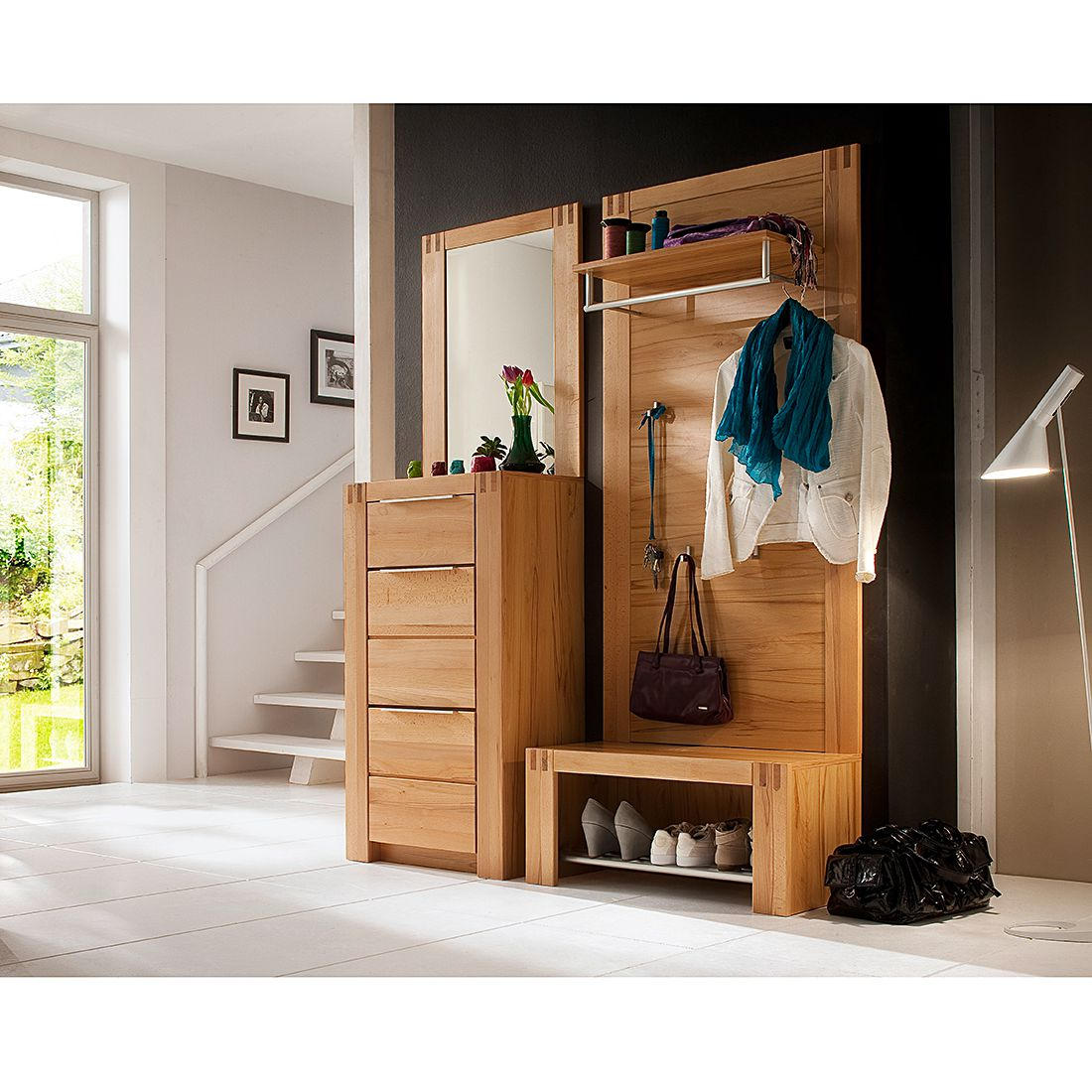 Haushalt online g nstig kaufen ber shop24 for Garderobe 4 teilig