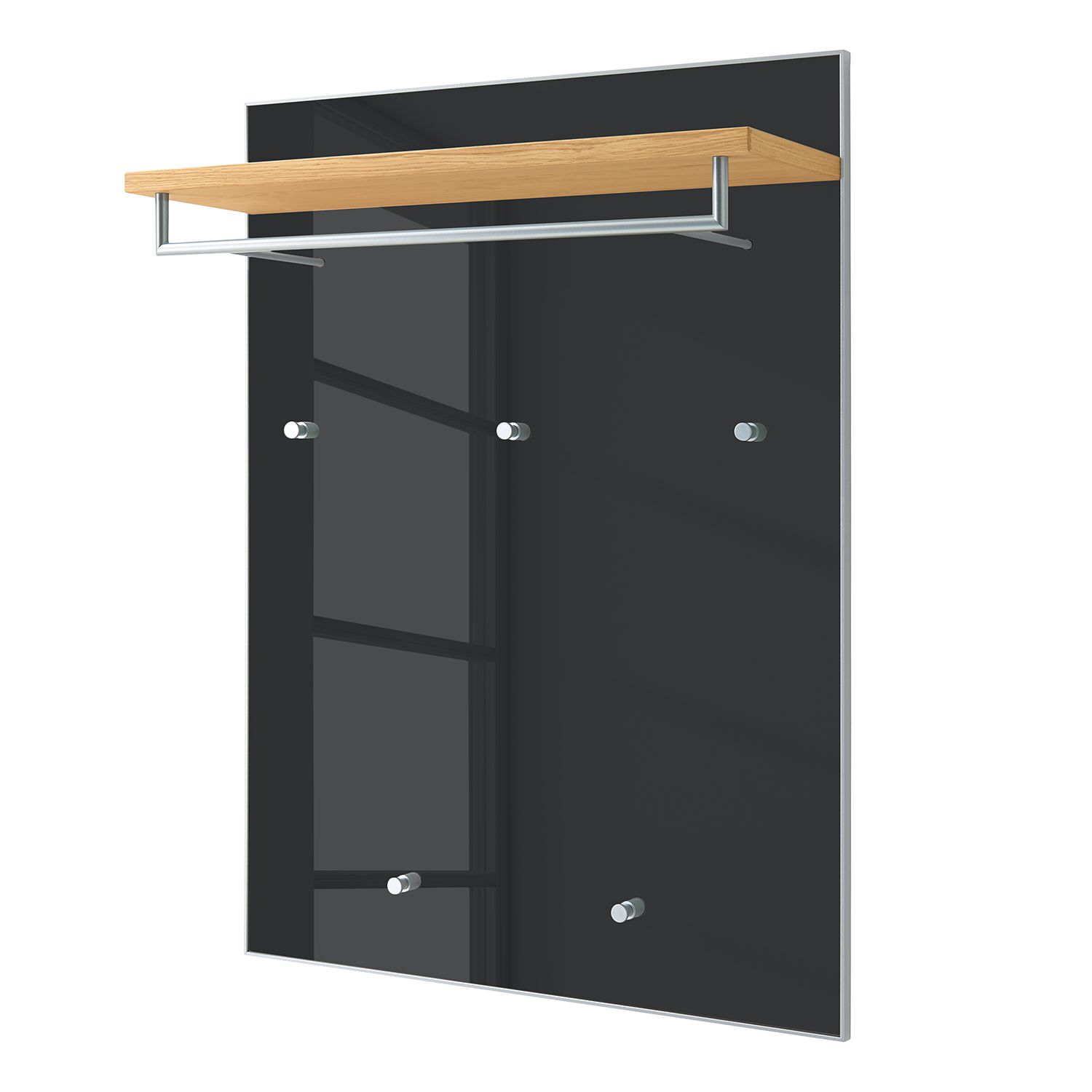 garderobe 80 cm breit preisvergleiche. Black Bedroom Furniture Sets. Home Design Ideas