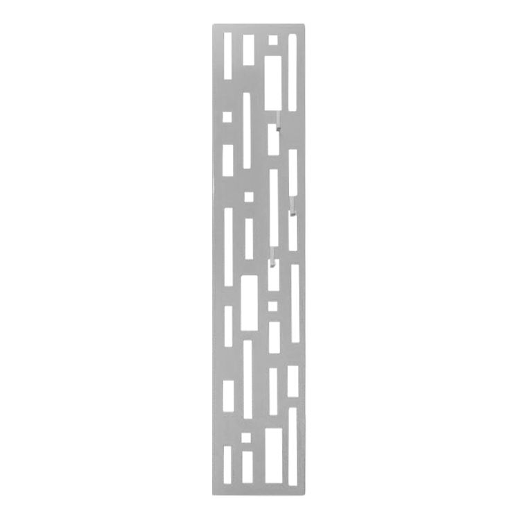 Garderobenpaneel metall preisvergleiche for Garderobenpaneel grau