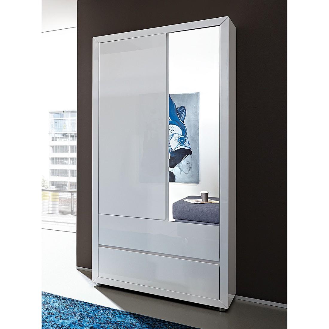 20 sparen garderobe function in wei nur 479 99 cherry m bel home24. Black Bedroom Furniture Sets. Home Design Ideas