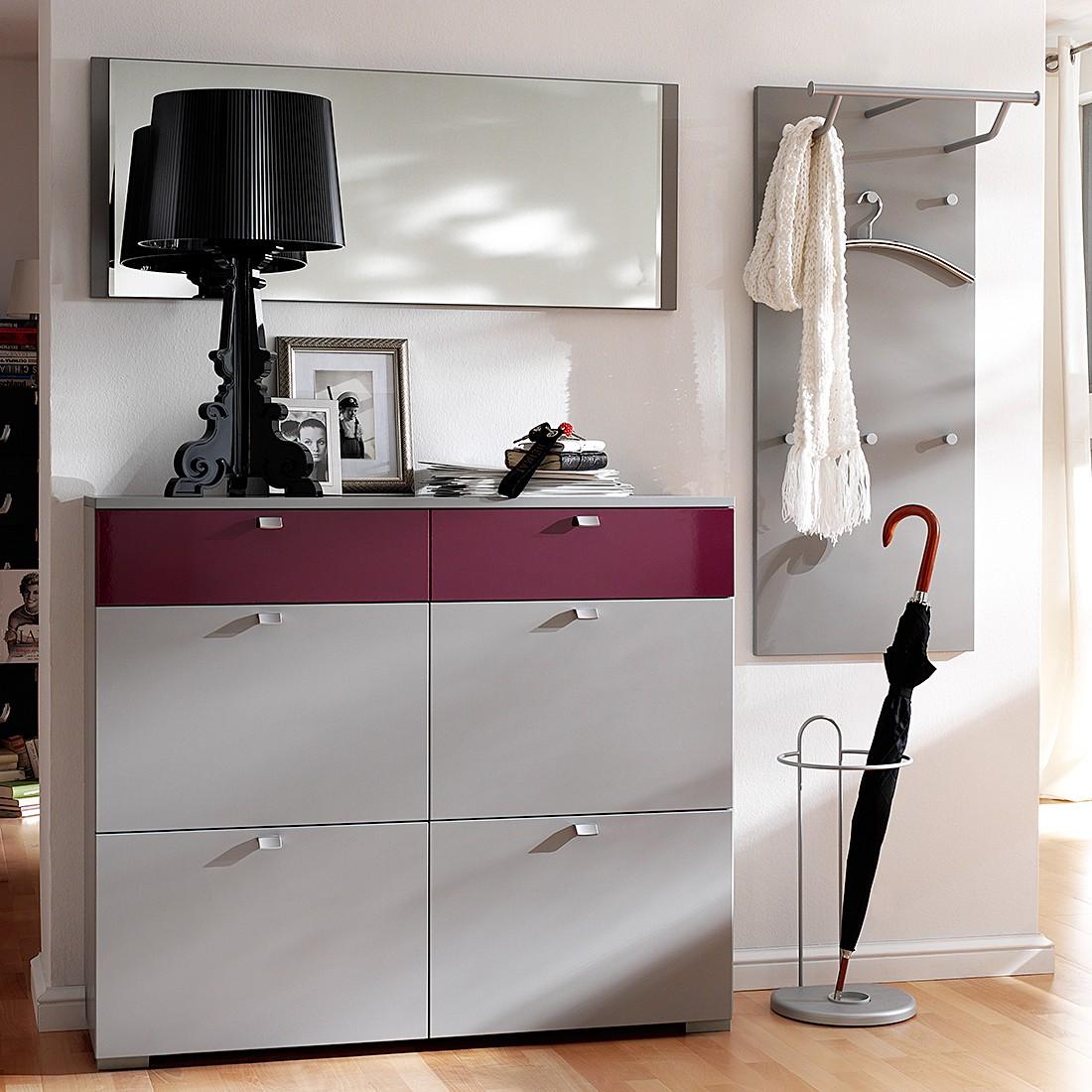Parete Viola Grigio: Arredare le pareti con i colori foto design mag.
