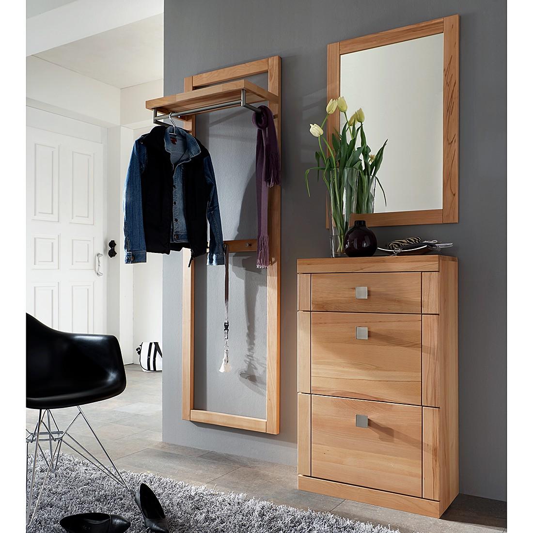 garderobenset madera kernbuche massiv ge lt jung s hne bestellen. Black Bedroom Furniture Sets. Home Design Ideas