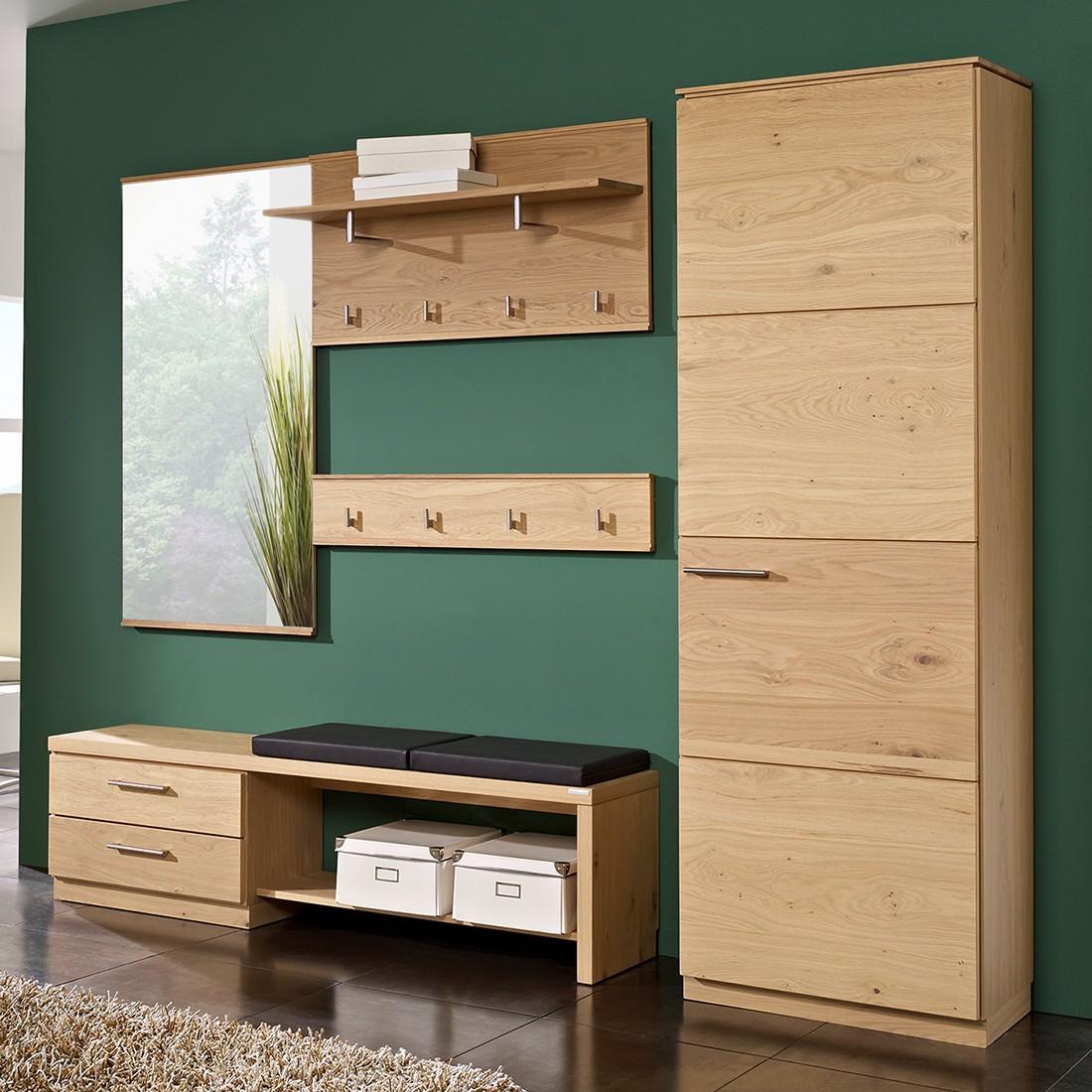 garderobenset vasco ii 5 teilig inkl sitzkissen. Black Bedroom Furniture Sets. Home Design Ideas