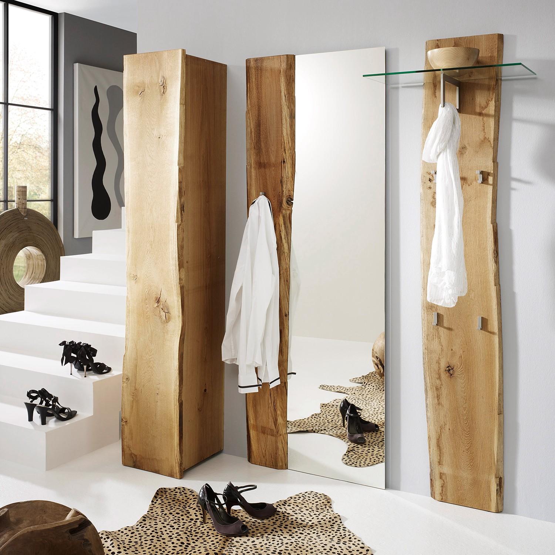 Garderobenset Woodkid I (3-teilig) - Eiche massiv, Ars Natura