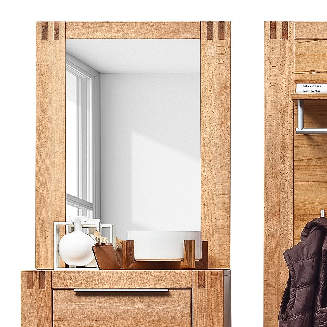 Garderobenspiegel Tiana – Kernbuche, Modoform günstig online kaufen