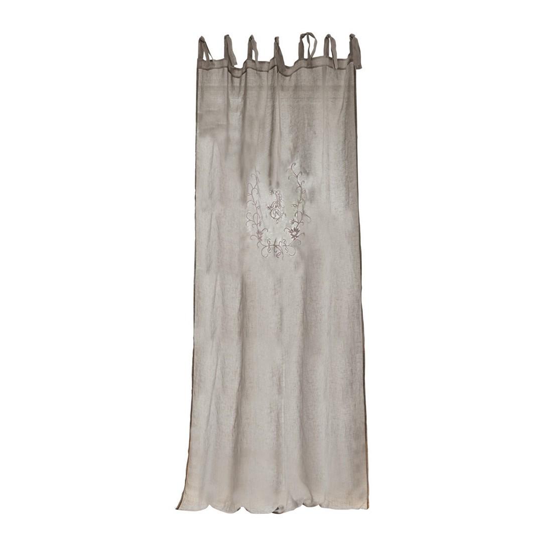 gardinen deko gardinen farbe taupe gardinen dekoration verbessern ihr zimmer shade. Black Bedroom Furniture Sets. Home Design Ideas