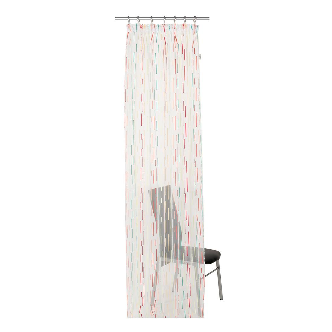 Gardinenschal T-Streak – Multicolor – Maße: 140 x 245 cm, Tom Tailor jetzt kaufen