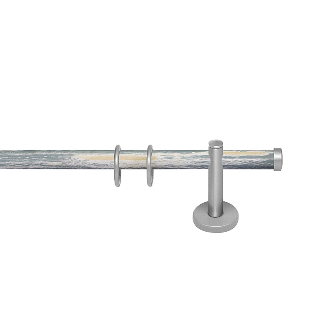 Gardinenstange Paolo (1-läufig) – 120 cm, indeko kaufen