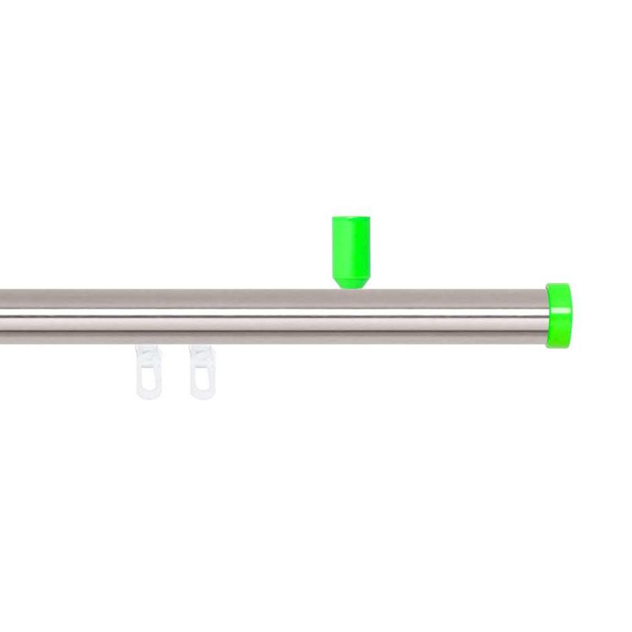 Gardinenstange Paolo (1-lfg) III – Grün – 240 cm, indeko kaufen