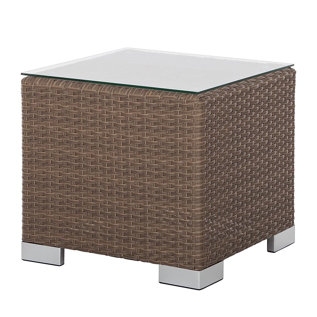 preisvergleich eu polyrattan sofa braun. Black Bedroom Furniture Sets. Home Design Ideas