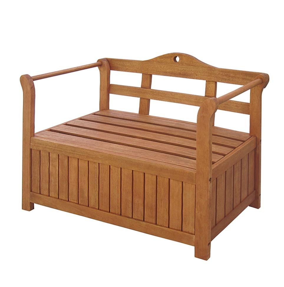 gartenbank 2 sitzer eukalyptus massiv merxx g nstig. Black Bedroom Furniture Sets. Home Design Ideas