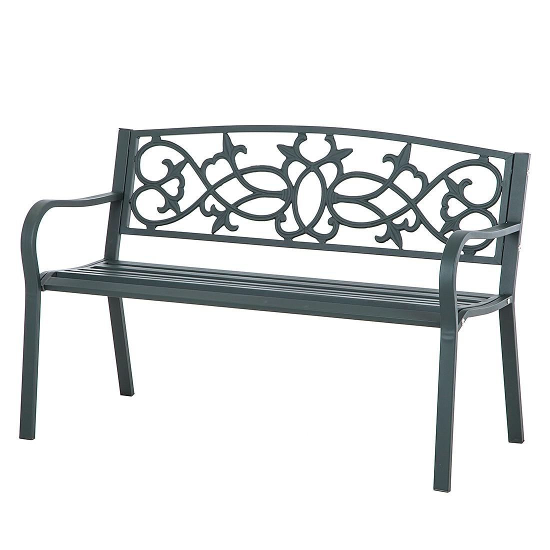 halbrunde gartenbank eisen 034747 eine interessante idee f r die gestaltung einer. Black Bedroom Furniture Sets. Home Design Ideas