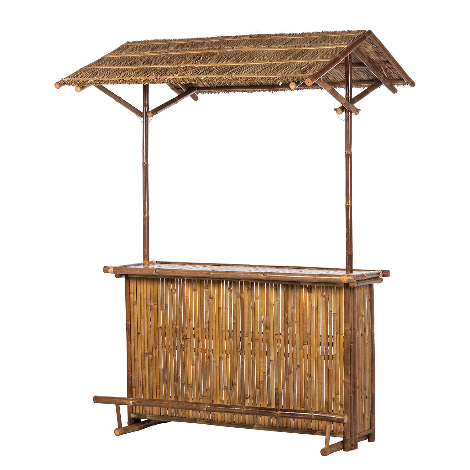 gartenbar bamboo bambus braun silva outdoor online. Black Bedroom Furniture Sets. Home Design Ideas