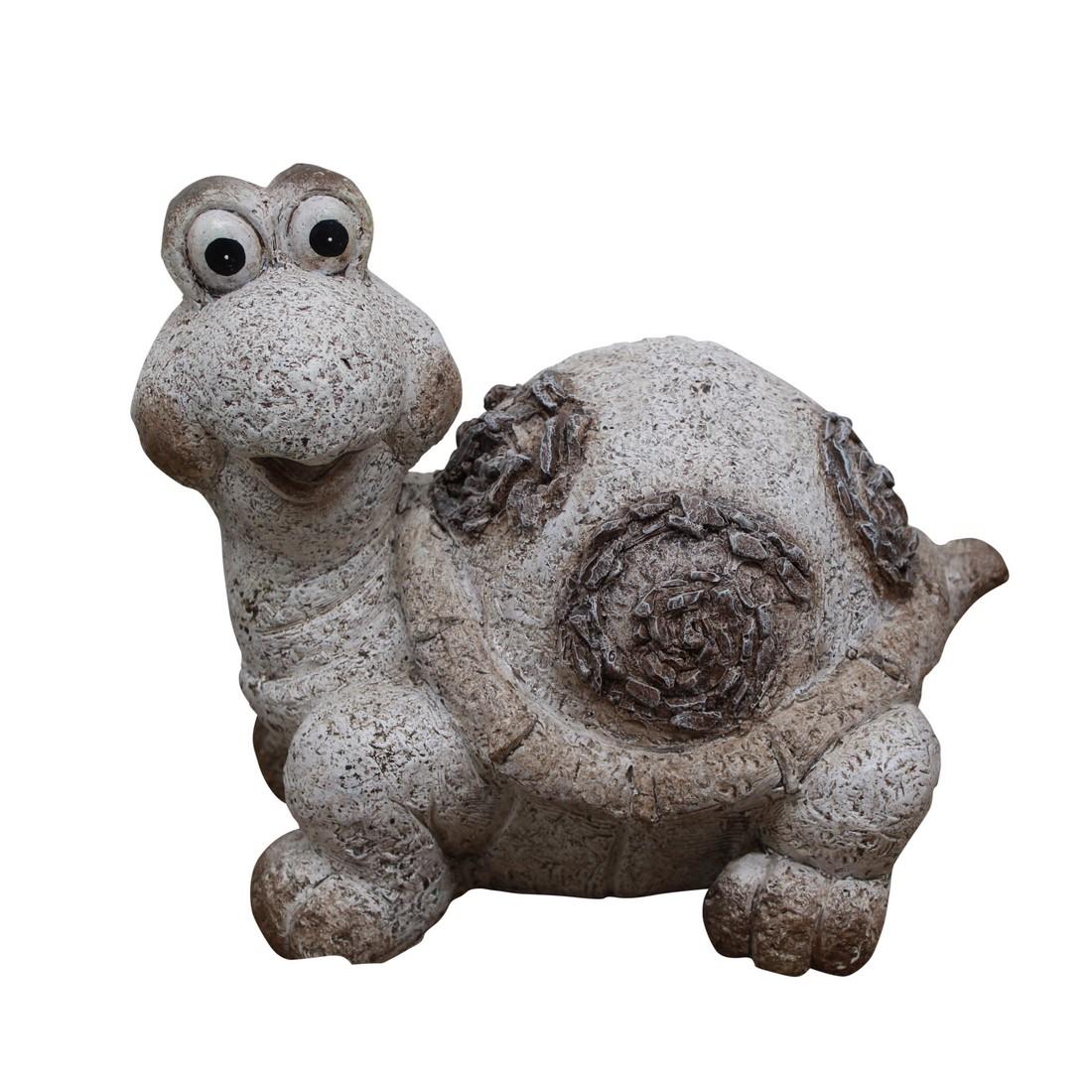 Gartenfigur Schildkröte – Classic – Braun, Helmes Home & Garden günstig kaufen