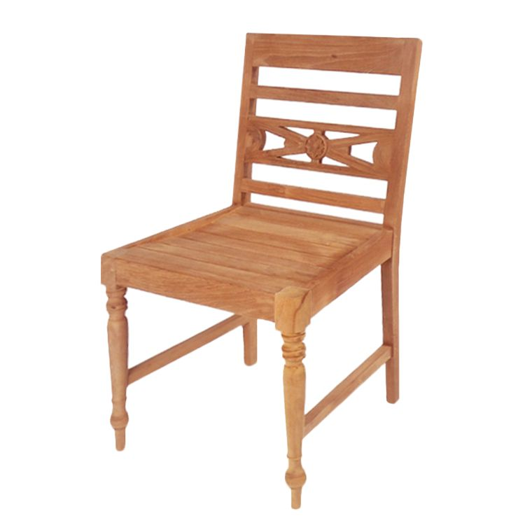 Bien choisir une chaise de jardin en bois pas ch re - Chaises pliantes pas cheres ...