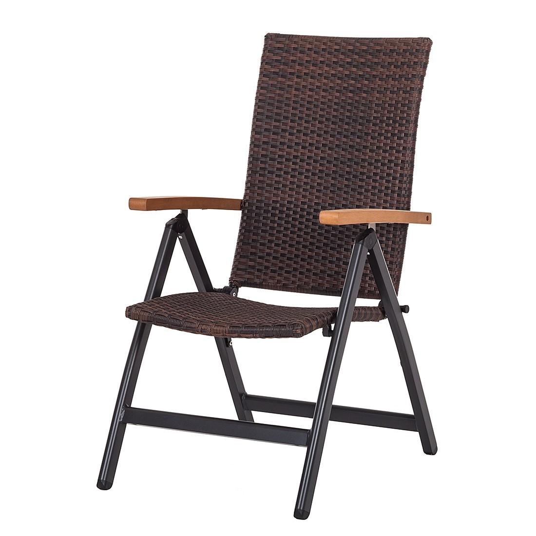 gartenst hle rattan braun. Black Bedroom Furniture Sets. Home Design Ideas