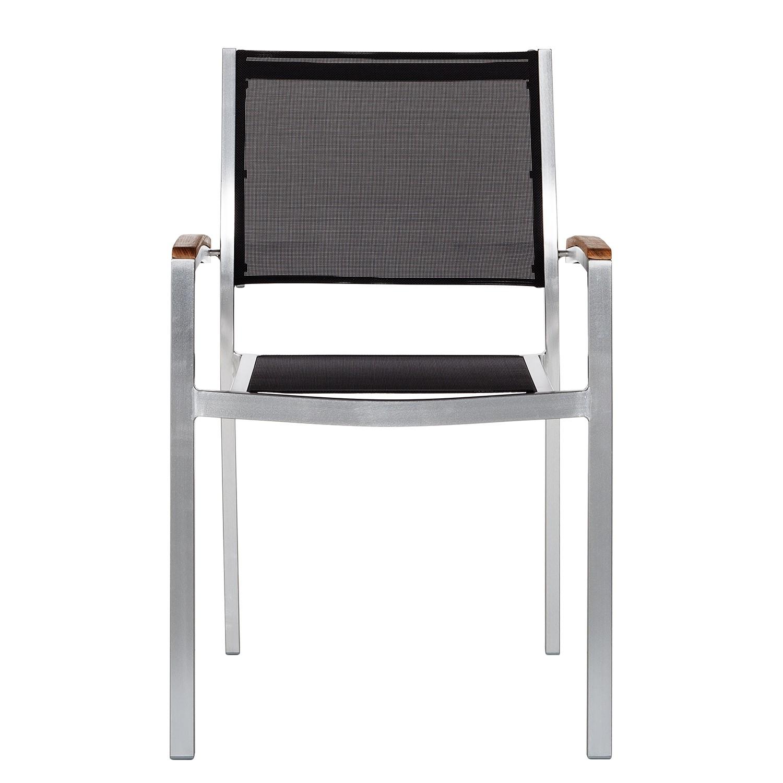 gartenstuhl teak line vari 2er set campingstuhl klappstuhl garten st hle ebay. Black Bedroom Furniture Sets. Home Design Ideas