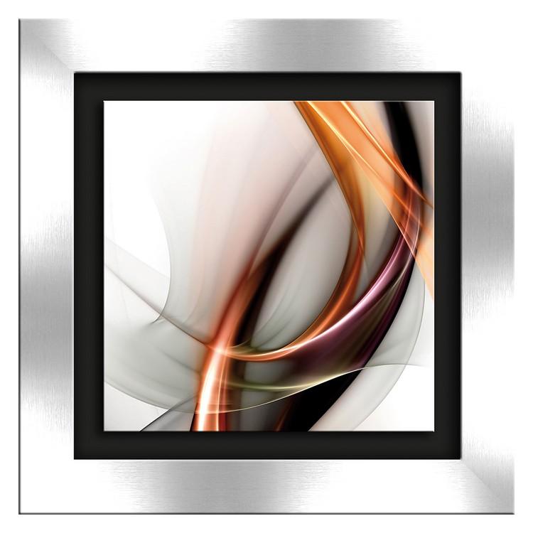 glasbild spa i glas rosa ars graphica online bestellen. Black Bedroom Furniture Sets. Home Design Ideas