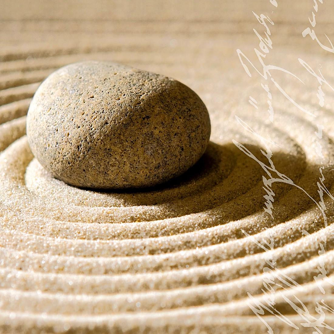Glasbild Sand Stone 30×30, Pro Art kaufen