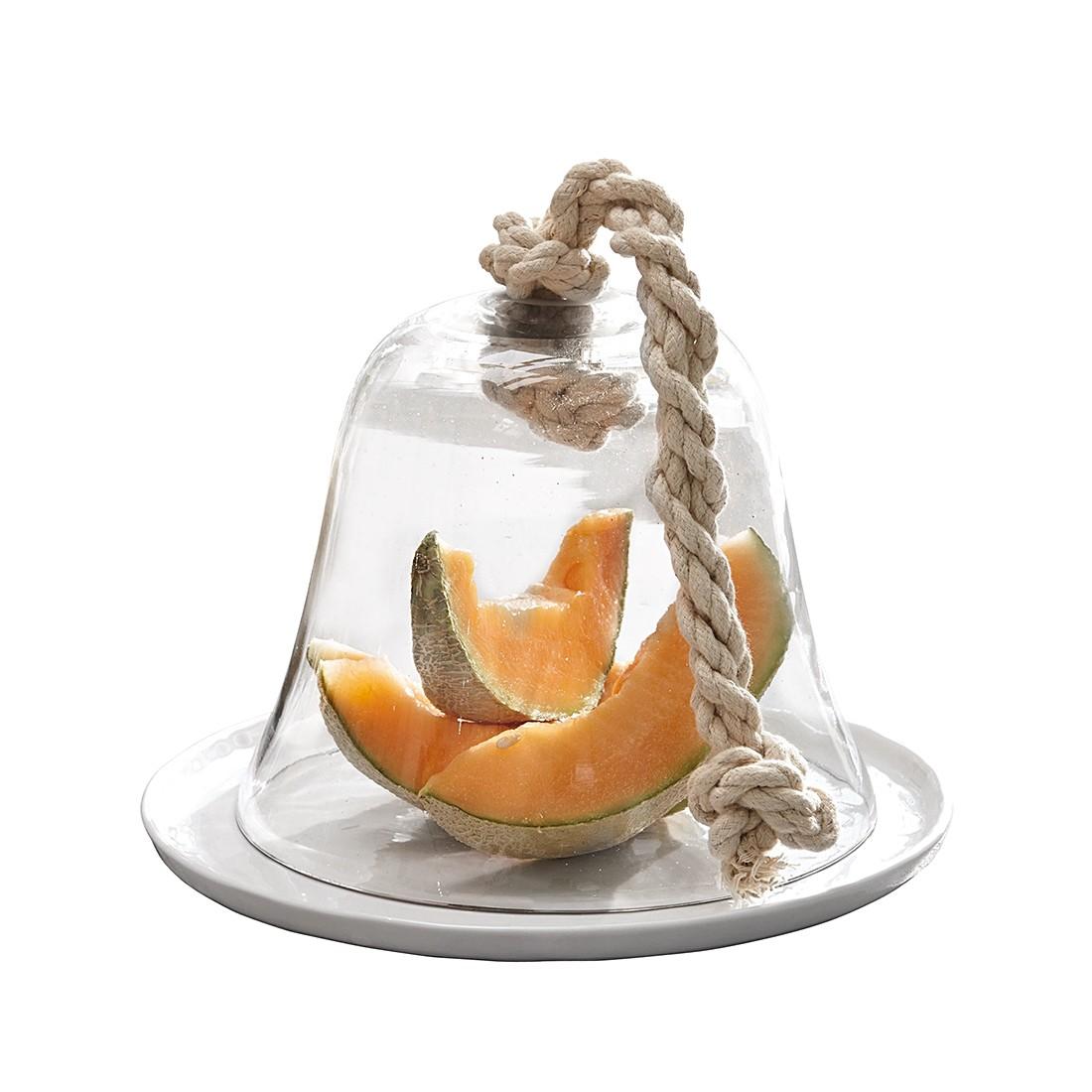 Glasglocke Ginger – Glas klar, Loberon günstig online kaufen
