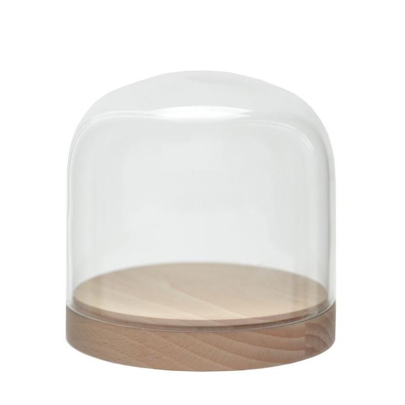 Glasglocke Pleasure Dome I – Buche massiv, Wireworks günstig kaufen