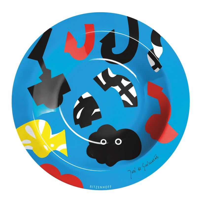 Glasschale Artistico – Design Iti Janz – 2012 – 2820015, Ritzenhoff günstig online kaufen